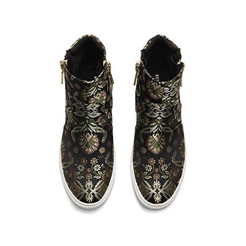 cheap sale low price fee shipping Kenneth Cole New York Women's Kiera Fashion Sneaker Beige Multi outlet 100% guaranteed 9r4mEaF