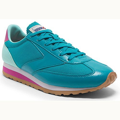 Capris Womens Brooks (Brooks Womens Speed Varsity Vanguard Running Sneaker, Capri Breeze, 10 B(M) US)