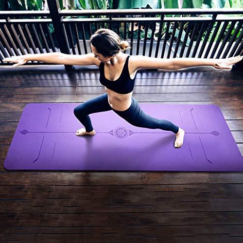 Pilates Adatto Uomini In Kycd Gray Donne E Multiuso Palestra Sit Per colore Yoga Lattice Stretching Materassino Naturale Famiglia Gray up Yoga RrCC6TcZ8q