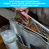 Bedside Caddy, Bed Pocket Hanging Organizer, Bunk