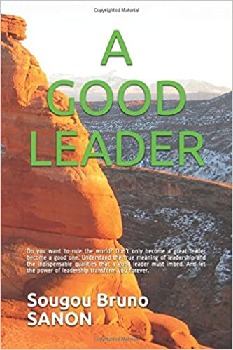 Book A GOOD LEADER