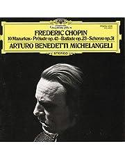 Chopin: 10 Mazurkas / Prelude Op. 45 / Ballade Op. 23 / Scherzo Op. 31