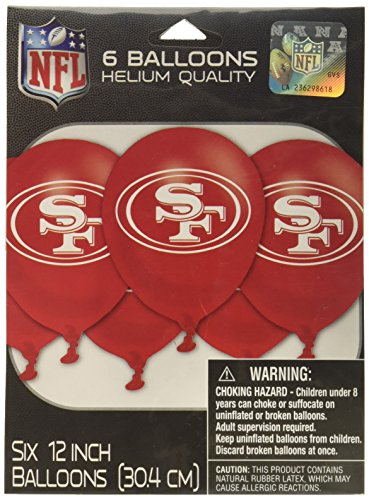 Sports and Tailgating NFL Party San Francisco 49ers