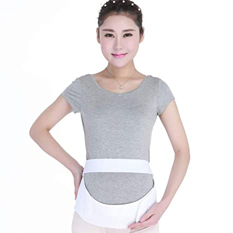 acd0e98d6 Chenqi Cinturón de sujeción para la preñez Cinturón de embarazo Cinturón de  cintura respirable Cintura de