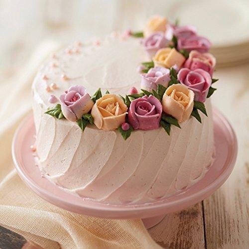 Wilton Master Decorating Tip Set, 55-Piece decorating tips, Cake Decorating Supplies