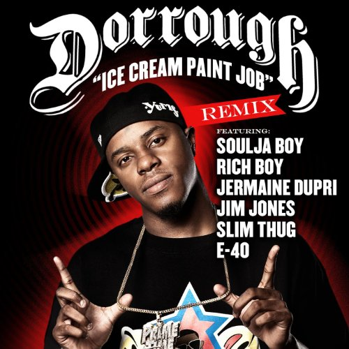 What Album Is Ice Cream Paint Job On