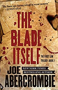The Blade Itself by Joe Abercrombie ebook deal