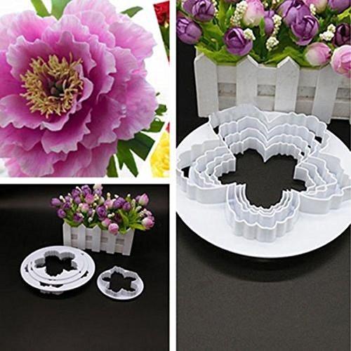 Palker Sky Cake Decorating Gumpaste Flowers & The Easiest
