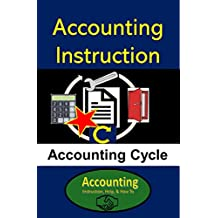 Accounting Instruction - Accounting Cycle: Accounting Objectives, Financial Transactions, Adjusting Entries, Financial Statements, & Closing Process
