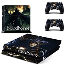 YHC Wrap Decal Skin Sticker for Playstation 4 PS4 Console+Controllers #40