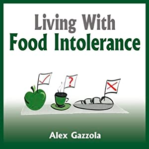 Living with Food Intolerance Audiobook