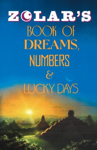 lucky number dream book - 8