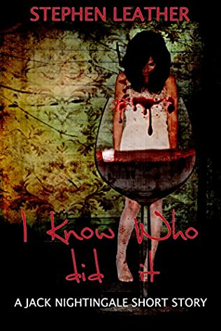 book cover of I Know Who Did It
