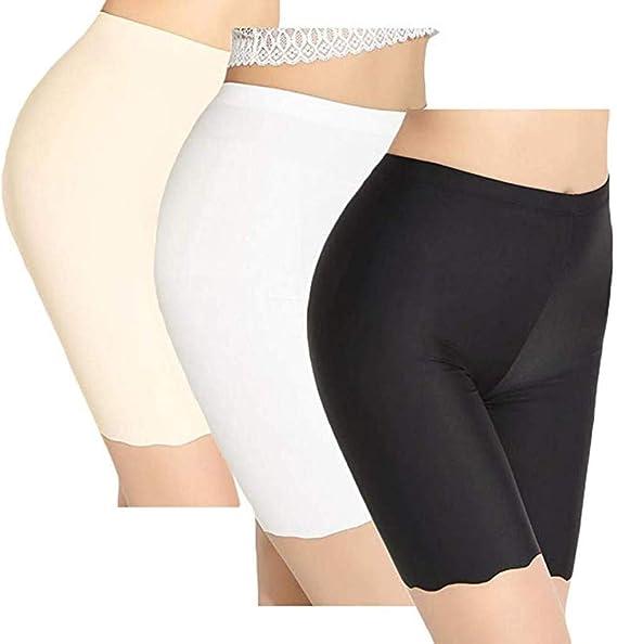 Mode Femme Lingerie Sans Couture Invisible Culotte Caleçons Sous-vêtement Shorts