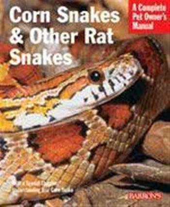Barrons Books Corn Snakes and Other Rat Snakes Pet Owner Manual ()