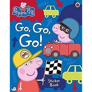 Peppa-Pig-Go-Go-Go-Vehicles-Sticker-Book-Paperback--Sticker-Book-8-Feb-2018