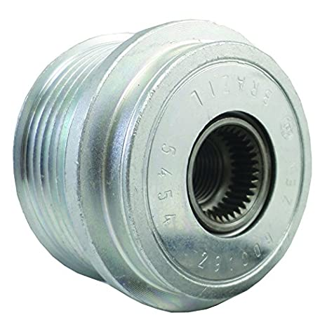 Amazon.com: NEW CLUTCH PULLEY FITS OPEL EUROPE CORSA DB0282 535006510 8980428730 8980311551: Automotive