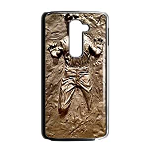 VOV Carbonite han solo Phone Case for LG G2