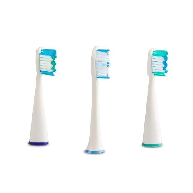 Senders Sónico recargable cepillo de dientes eléctrico con 5 modos de cepillado y Sanitiser UV (FL-A12): Amazon.es: Salud y cuidado personal