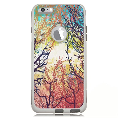 iphone-6-case-white-woodland-tree-sunrise-dual-layered-protective-commuter-case-for-iphone-6s-white-