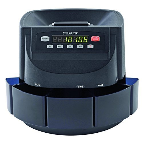 STEELMASTER Coin Counter/Sorter (200200C) by STEELMASTER