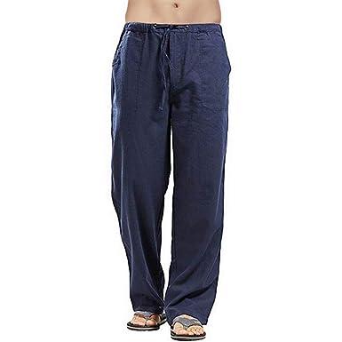 Chándal de Hombres JiaMeng Moda Pantalones de chándal de Hombre ...