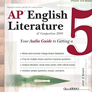 AP English Literature and Composition Audiobook