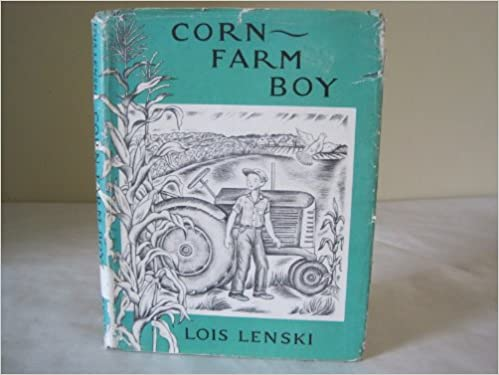 Corn-farm boy.