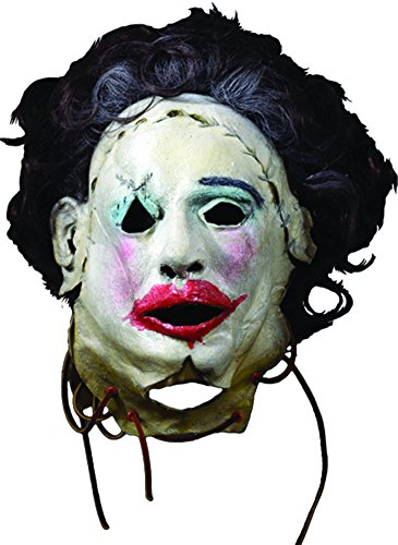 Trick Or Treat Studios - The Texas Chainsaw Massacre Adult Leatherface Pretty Woman Mask - Standard]()