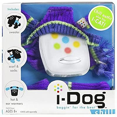 Hasbro I-Dog Chill Purple Set: Toys & Games