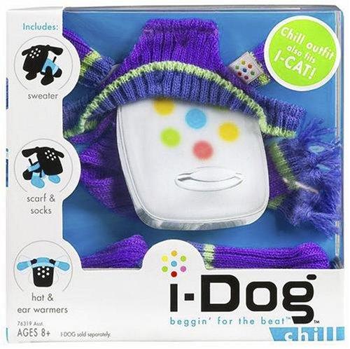 I-dog Chill Set - 4