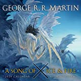 Product picture for A Song of Ice and Fire 2020 Calendar by George R. R. Martin