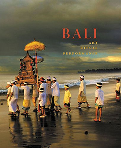 Featuring hundreds of full-color photographs, paintings, figurines, crafts, and furniture Bali: Art, Ritual, Performance is an exploration of the very best Balinese culture has to offer.  For nearly a century, mention of Bali has evoked images of a t...