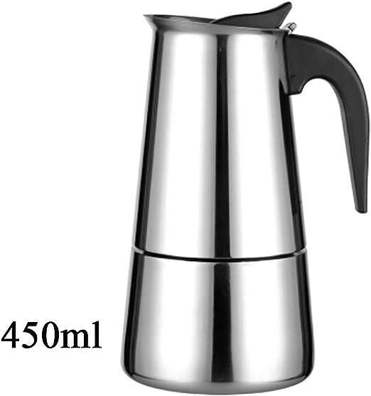 VANKER 304 Acero inoxidable Moka cafetera té olla extractores de ...