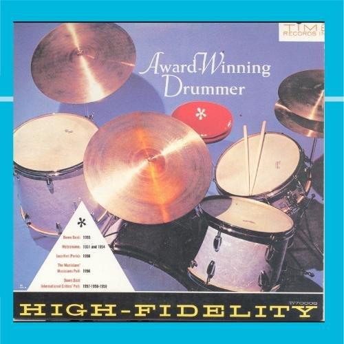 Award Winning Cd (Award-Winning Drummer)