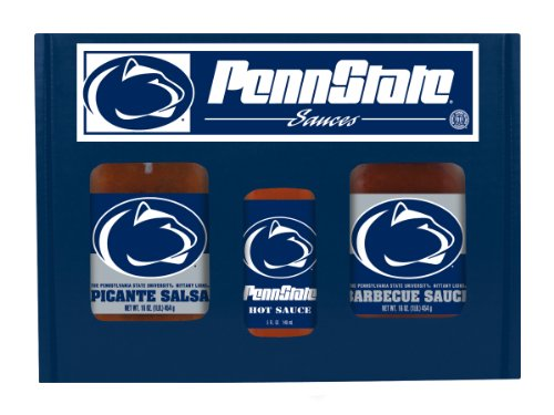 College Picante Salsa - Penn State Nittany Lions Tailgate Pack