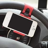 Mobile Gear Car Steering Mobile Holder