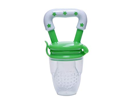 Baby Nipple Fresh Food Milk Nibbler Feeder Feeding Safe Baby Pacifier Suppl L/_OQ