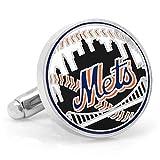 Men's Executive Cufflinks New York Mets Baseball Cuff Links