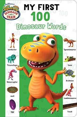 Sauropod Dinosaurs - My First 100 Dinosaur Words (Dinosaur Train)