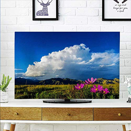 aolankaili Cord Cover for Wall Mounted tv Ge Sanghua Opened