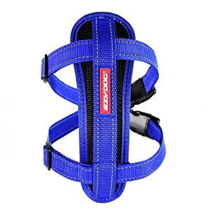 EzyDog Premium Chest Plate Custom Fit Reflective No-Pull Padded Comfort Dog Harness – Perfect for Training, Walking, and… Click on image for further info.