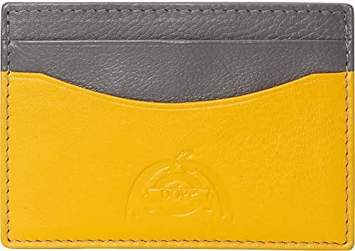 Dopp Men's Tribeca RFID Blocking Front Pocket Get-away Slim Wallet