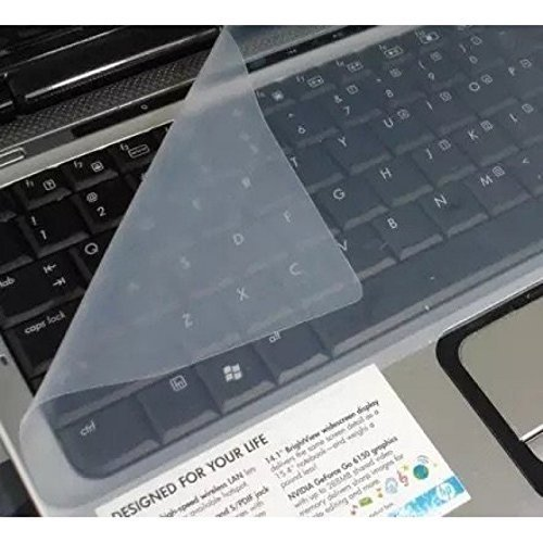 Shivsoft Universal Silicone Keyboard Protector Skin for 14.0-inch Laptop (14.0)