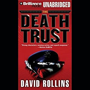 The Death Trust Audiobook