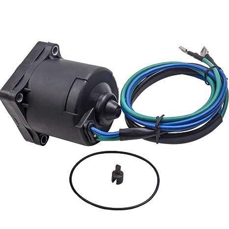 Amazon com: maXpeedingrods Tilt Trim Motor 434495 for Yamaha/OMC