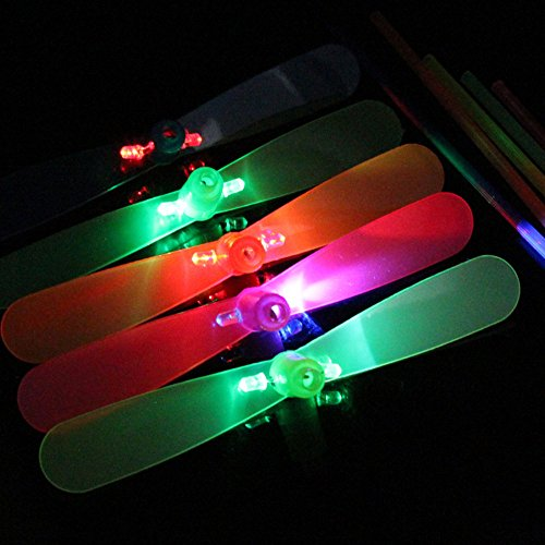 Hot Sale!DEESEE(TM)Educational LED Light Up Flashing Dragonfly Glow For Party Toys