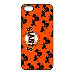 2015 )MLB San Francisco Giants Phone Case for Iphone 5s Black