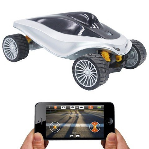 Braha Icon Motor  Smartphone Control Car With Camera