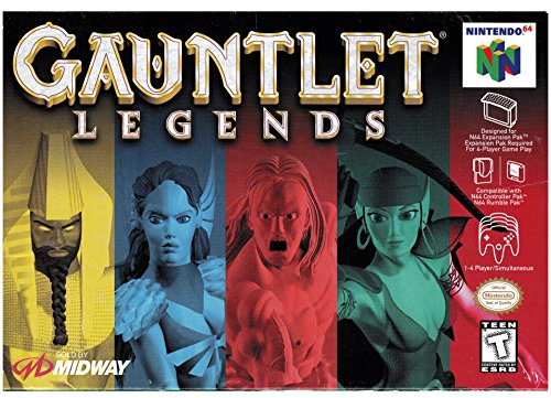 Gauntlet Legends